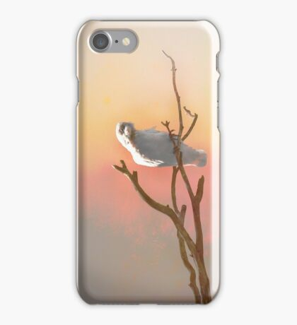 Barely hanging on ... iPhone Case/Skin
