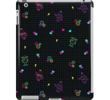 Disco Bots - Dark Colorway iPad Case/Skin