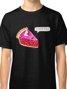 Cherry Pie Pi Classic T-Shirt