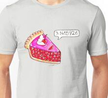 Cherry Pie Pi Unisex T-Shirt