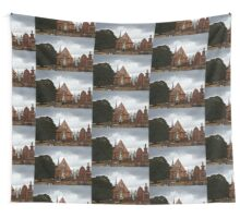 Abandoned Church Wall Tapestry
