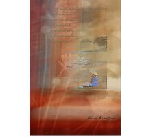The Silence of Contemplation Photographic Print