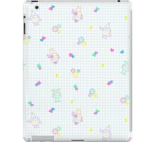 Disco Bots - Light Colorway iPad Case/Skin