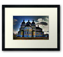 Ukrainian Catholic Church of the Immaculate Conception Framed Print