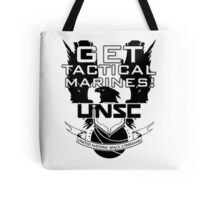 HALO - Get Tactical Marines! - UNSC Tote Bag