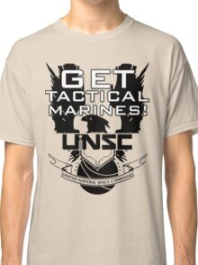 HALO - Get Tactical Marines! - UNSC Classic T-Shirt