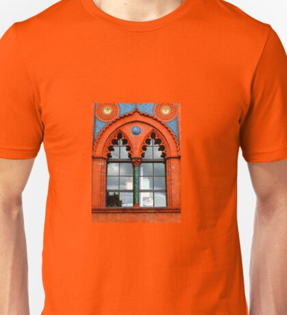 Templeton Carpet Factory Windows ~ Glasgow Green Unisex T-Shirt