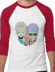 Superfruit: SCÖMÌCHE Men's Baseball ¾ T-Shirt