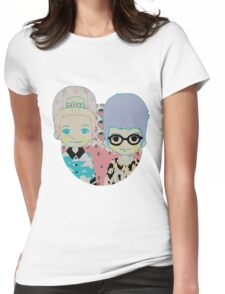 Superfruit: SCÖMÌCHE Womens Fitted T-Shirt