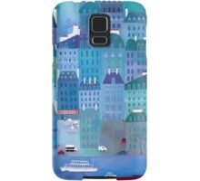 Paris Blues Samsung Galaxy Case/Skin