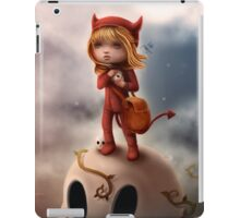 Wickedly Drawn iPad Case/Skin