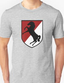 11th Armored Cavalry Regiment (US Army) Unisex T-Shirt