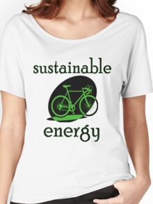 Sustainable Energy Women's Relaxed Fit T-Shirt
