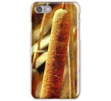 Bulrush iPhone Case/Skin