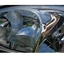 Headlight Photographic Print