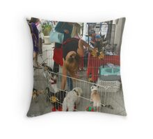 S.N.A.P. Adoption Event Throw Pillow