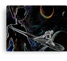 Herald of Galactus Canvas Print