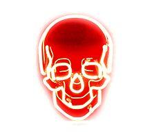 Neon Skull by vodkavuttion