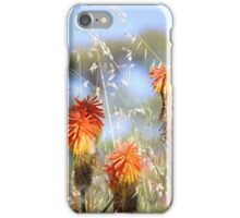 Red Hot at The Springs iPhone Case/Skin