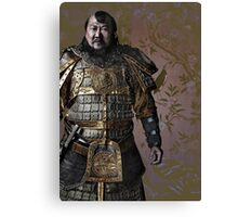 Kublai Khan Canvas Print