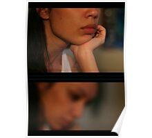 Self Portrait III - Watching Poster