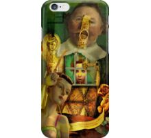 The Importance of Being Ernest (Collaboration) iPhone Case/Skin
