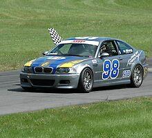 Winning Ride BMW by Davidlphoto