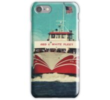 Missed the Boat iPhone Case/Skin