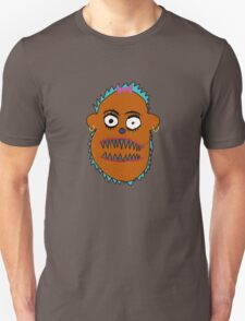 Boris in Brown, Texture like Sun T-Shirt