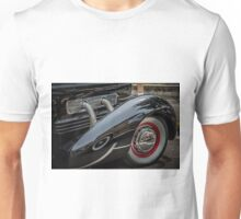 Cord Wheelwell & Reflection Unisex T-Shirt