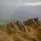 Rocks Over Tooreen by Steve Malcomson