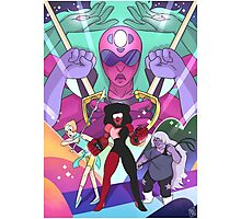 Ultimate fusion Alexandrite Photographic Print