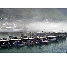 Kalk Bay Harbour (Cape Town) Photographic Print