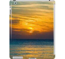 Dusk at Siesta Key iPad Case/Skin