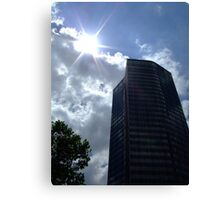 millbank tower Canvas Print