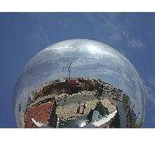 Globular Photographic Print