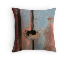 Eye Infection Throw Pillow