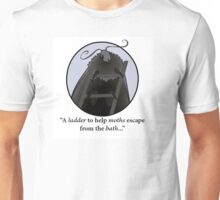 A Ladder for Moths - IT Crowd Quotes Unisex T-Shirt