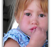 Little Miss Brown Eyes by Nicole DeFord