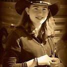 Cowgirl!  by Nicole DeFord