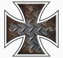Metal Iron Cross by TheMaker