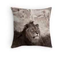 watched..... Throw Pillow