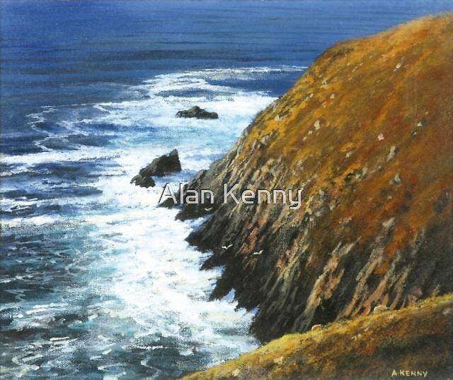 Dingle co.kerry ireland by Alan Kenny