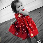 little red dress by Erica Sprouse