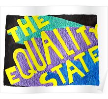 The Equality State Poster