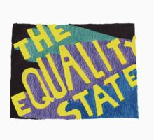 The Equality State Kids Tee