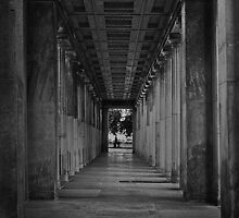 Vanishing Point by metronomad