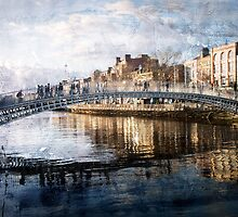 Ha´Penny Bridge by Paulo Nuno