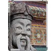 Buddhist Statue iPad Case/Skin