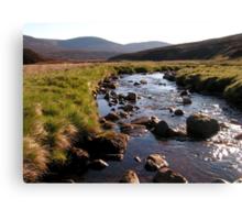 Tarf Water - Perthshire Canvas Print